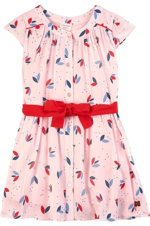 Carrément Beau Sale - Multi Print Dress - Girl - 4 years - - Party dresses