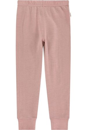 Kuling Merino wool leggings - Wool Terry Pants - Unisex - 98/104 cm - - Sweatpants