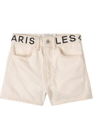 Les Coyotes de Paris Girls Shorts - Kids - Off- Katja Shorts - Girl - 8 Years - - Denim shorts