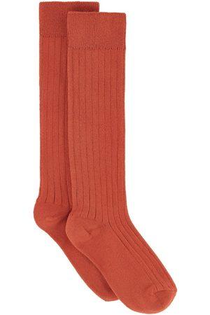 Collegien Socks - Kids - Pair of cotton knee socks - Unisex - 21/23 (UK 4.5/6 - US 5.5/7) - - Socks