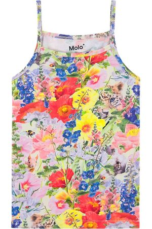 Molo Girls Tank Tops - Hide and Seek Janice Tank Top - Girl - 3-4 Years - - Tanks and vests