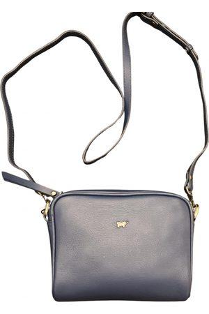 Braun büffel \N Leather Handbag for Women