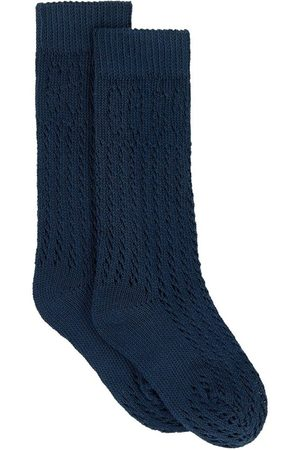 Gucci Kids - Plain socks - Unisex - 38/40 - - Socks