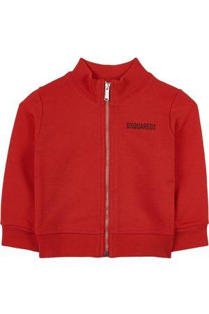Dsquared2 Sweatshirts - Kids Sale - Zip Sweater - Unisex - 12 months - - Sweatshirts