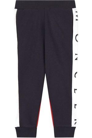 Moncler Kids - Branded Sweatpants - Unisex - 4 years - - Sweatpants