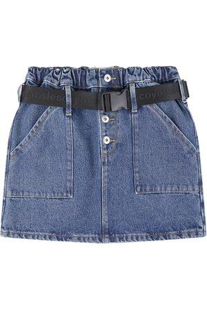 Les Coyotes de Paris Kids Sale - Jean skirt - Girl - 8 Years - - Short skirts