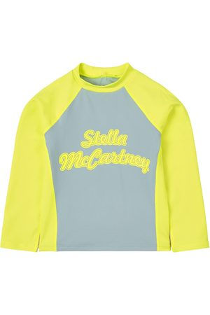 Stella McCartney Kids Sale - Jersey Sport T-Shirt - Unisex - 3 years - - T-shirts