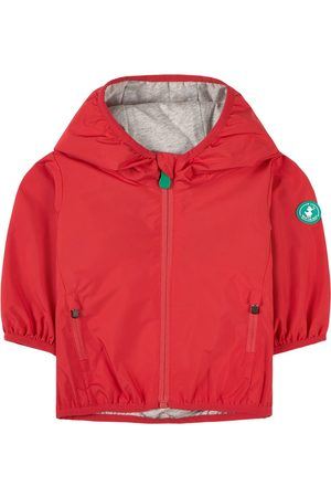 save the duck Kids - Baby Hooded Jacket Flame - Unisex - 3-6 Months - - Windbreakers