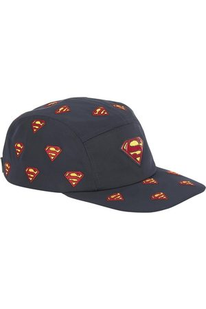 Fabric Flavours Caps - Embroidered cap Superman - Unisex - One Size (5-10 years) - - Baseball caps