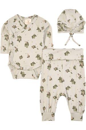 Kuling X Garbo & friends Newborn Set Poire - Unisex - 50/56 cm - - Outfit sets