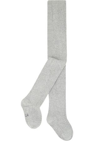 Petit Bateau Girls Stockings - Plain tights - Unisex - 27/30 (UK 9/12 - US 10/13) - - Tights