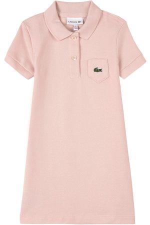 Lacoste Girls Casual Dresses - Kids - Logo Polo Dress - Girl - 2 years - - Polo dresses