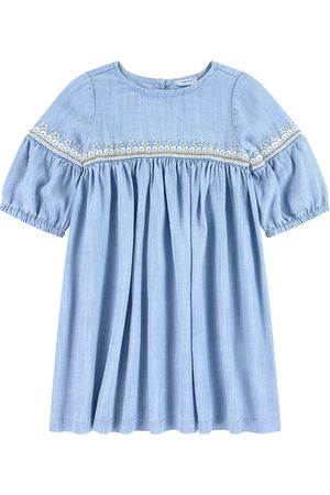 Mayoral Girls Casual Dresses - Chambray Dress - Girl - 3 years - - Casual dresses