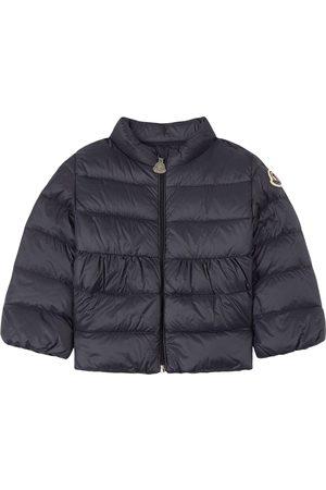 Moncler Puffer Jackets - Kids - Navy Joelle Down Jacket - Unisex - 6-9 months - Navy - Padded and puffer jackets