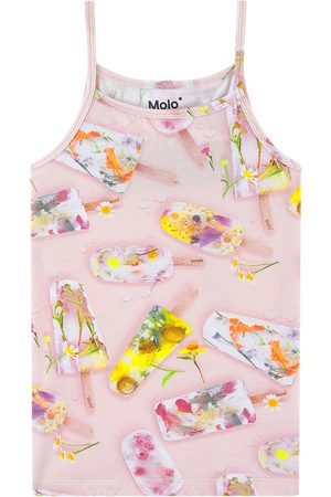 Molo Ice Lollies Janice Tank Top - Girl - 3-4 Years - - Tanks and vests