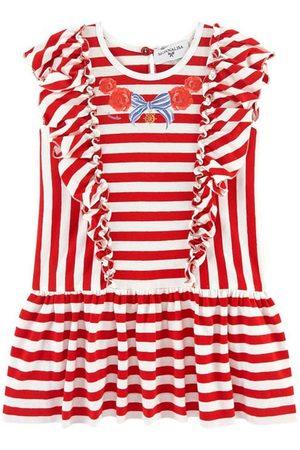 MONNALISA Girls Casual Dresses - ABITO FROU FROU VITA BASS - Girl - 36 months - - Casual dresses