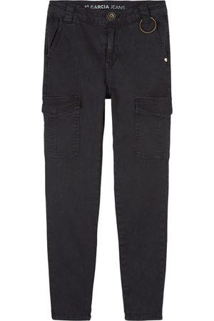 wearegarcia Kids Sale - Black Cargo Pants - Unisex - 8 Years - - Trousers