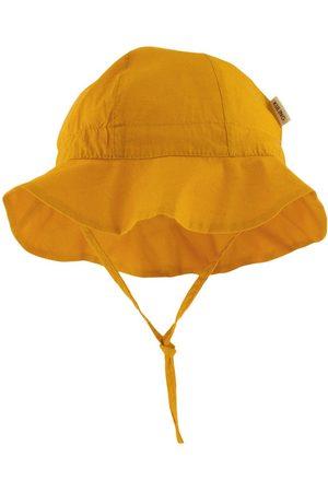 Kuling Woven Sun Hat Mustard - Unisex - 48/50 cm - - Sun hats