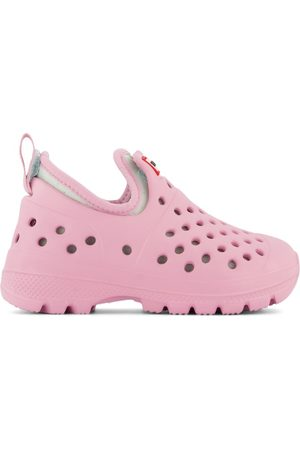Hunter Girls Flat Shoes - Kids - & Lightweight Outdoor Shoe - Girl - 21 (UK 4) - - Slip on shoes