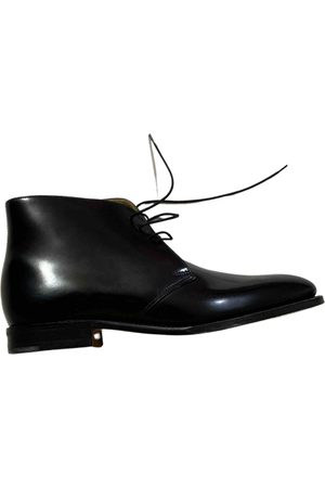 Drake's Women Ankle Boots - \N Leather Ankle boots for Women