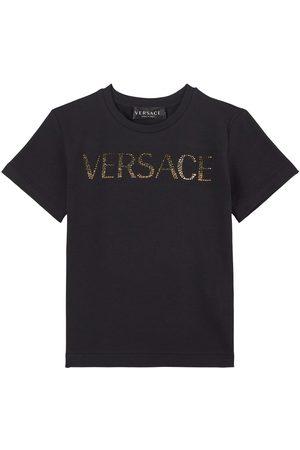 VERSACE Girls T-shirts - Kids Sale - Logo T-Shirt - Girl - 4 years - - T-shirts