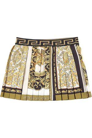 VERSACE Kids Sale - Baroque Skirt - Girl - 4 years - - Short skirts