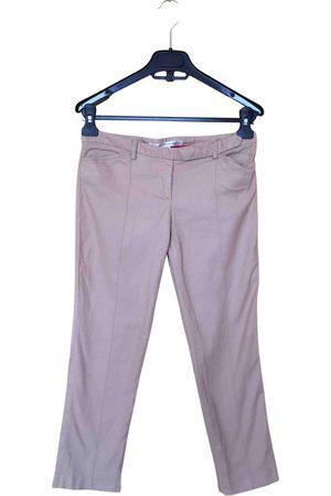 Diane von Furstenberg \N Cotton Trousers for Women