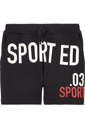 Dsquared2 Kids Sale - Printed Sweatshorts - Unisex - 8 years - - Chino shorts