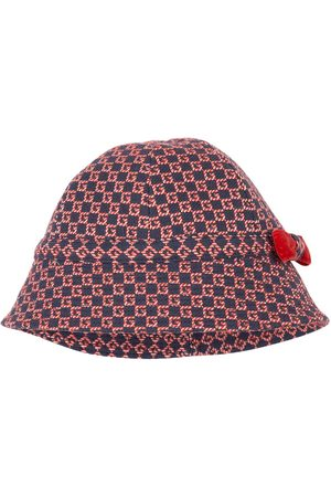 Gucci Hats - Kids - Akela Hat Red - Unisex - 4-6 Years - - Trilbys and fedoras
