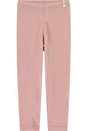 Kuling Merino wool leggings - Wool Pants - Unisex - 122/128 cm - - Baselayer bottoms