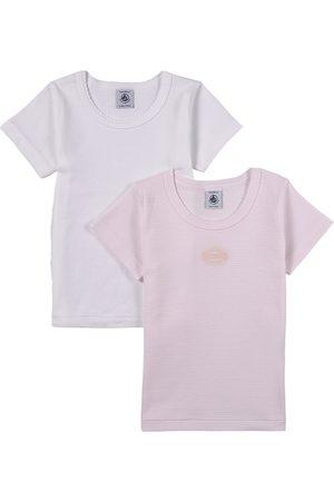 Petit Bateau Stripe Tank Tops - Girl - 2 years - - Underwear vests