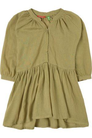 Bakker made with love Sale - Light Anis Short Dress - Girl - 4 years - - Casual dresses