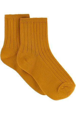 Collegien Socks - Kids - Pair of cotton bobby socks - Unisex - 21/23 (UK 4.5/6 - US 5.5/7) - - Socks