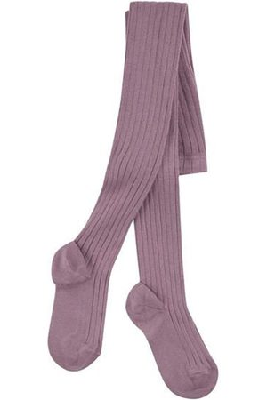 CONDOR Amethyst ribbed knit tights - Unisex - 18 months/2 years - - Tights