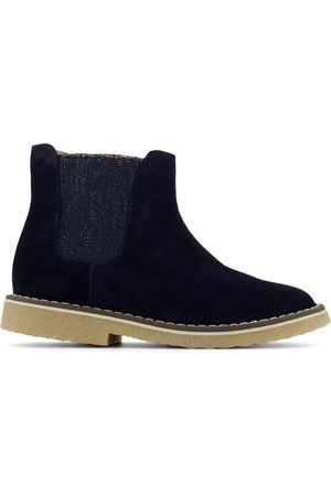 Jacadi Navy Ankle Boots - Girl - 25 (UK 8) - Navy - Ankle boots