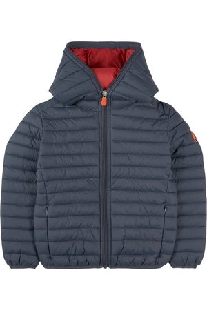 save the duck Kids - Hooded Jacket Ombre - Unisex - 4 Years - - Padded and puffer jackets