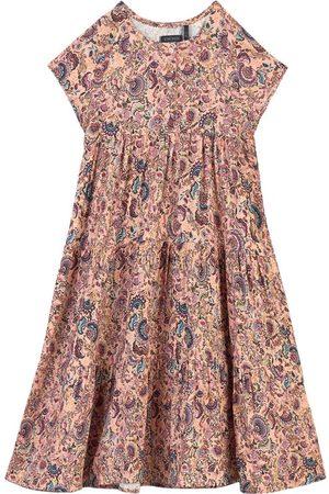 IKKS Girls Casual Dresses - Kids - Paisley Print Dress - Girl - 4 years - - Casual dresses