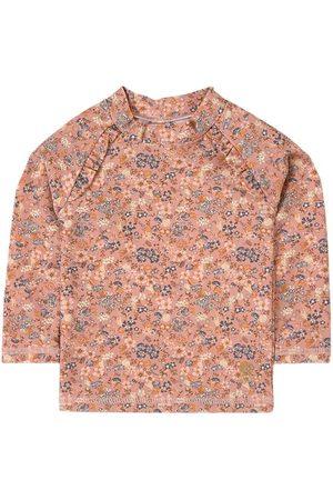 WHEAT Flowers And Seashells Alma Rash Guard - Girl - 68 cm (4-6 Months) - - Rash vests