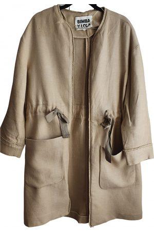 Bimba y Lola \N Cotton Trench Coat for Women