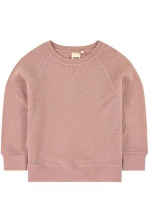 Kuling Sweatshirts - Merino wool sweatshirt - Wool Sweatshirt - Unisex - 122/128 cm - - Sweatshirts