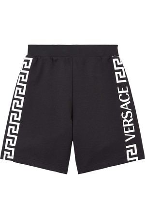 VERSACE Boys Shorts - Kids Sale - Logo Shorts - Boy - 4 years - - Formal shorts