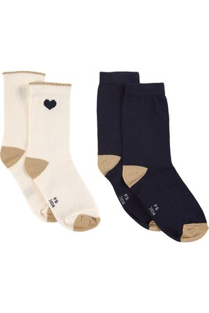 Petit Bateau Girls Socks - Socks - Girl - 23-24 (2 years) - - Socks