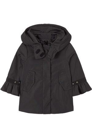 Moncler Girls Parkas - Kids - Athelas Giubbotto Jacket - Girl - 4 years - - Parkas