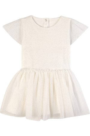 Petit Bateau Sale - Sparkly Tulle Dress - Girl - 3 years - - Casual dresses