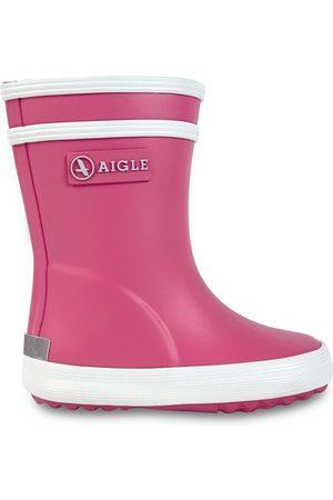 Aigle Rain Boots - Kids - New Rose rain boots - Baby Flac - Unisex - 19 EU - - Crib trainers