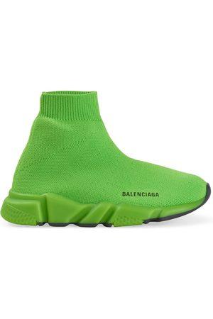 Balenciaga Kids - Fluoro Speed Sock Sneakers - Unisex - 23-24 (UK 6-7) - - Hi-top trainers