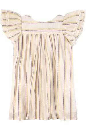 PAADE Girls Casual Dresses - Sale - Noel Stripe Dress - Girl - 4 years - - Casual dresses