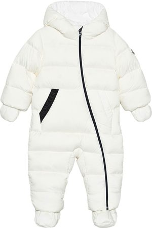Moncler Ski Suits - Kids - Ico Padded Snowsuit - Unisex - 9-12 months - - Snowsuits and bunting