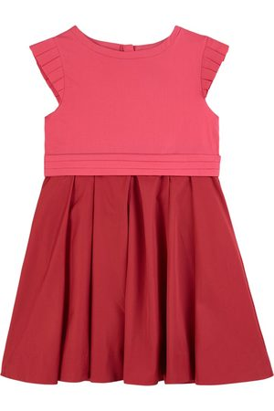 Jacadi And Colour Block Dress - Girl - 3 years - - Party dresses