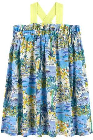 Il gufo Sale - Liberty Island Dress - Girl - 4 Years - - Casual dresses